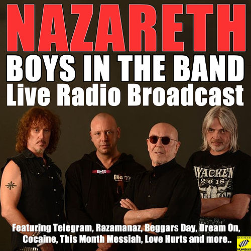 Boys In The Band (Live) by Nazareth
