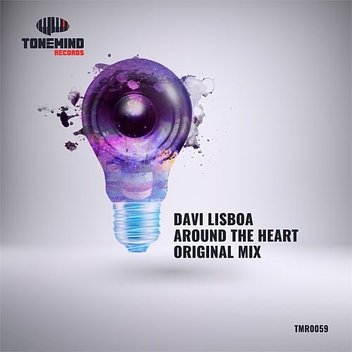 Around The Heart - Single de Davi Lisboa