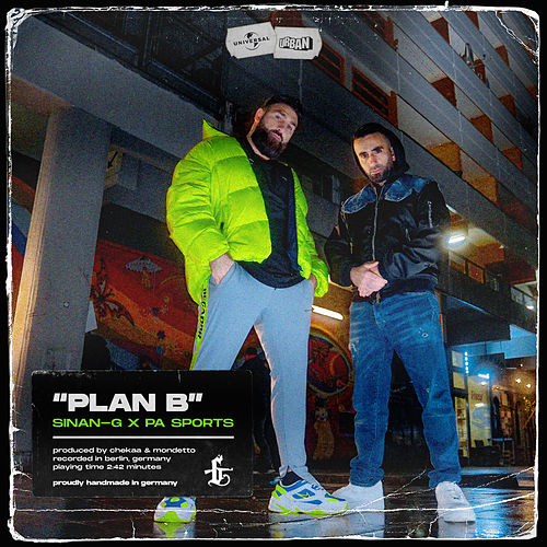 Plan B by Sinan-G