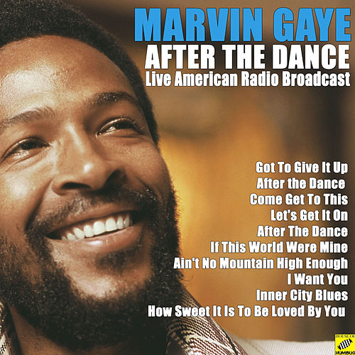 After the Dance (Live) by Marvin Gaye
