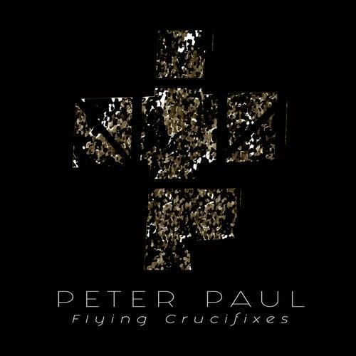Flying Cruzifixes by Peter Paul