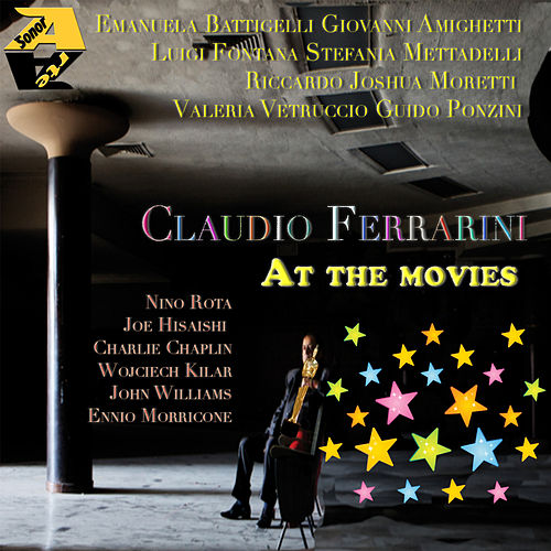 Claudio Ferrarini at the Movies von Claudio Ferrarini
