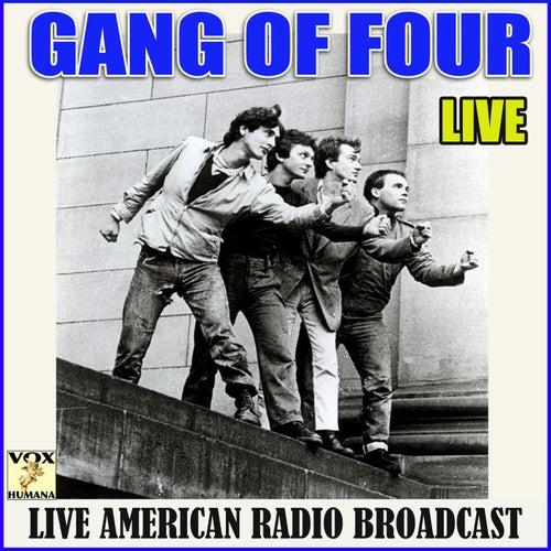 Live (Live) de Gang Of Four