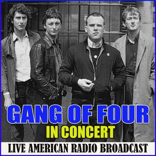 In Concert (Live) de Gang Of Four