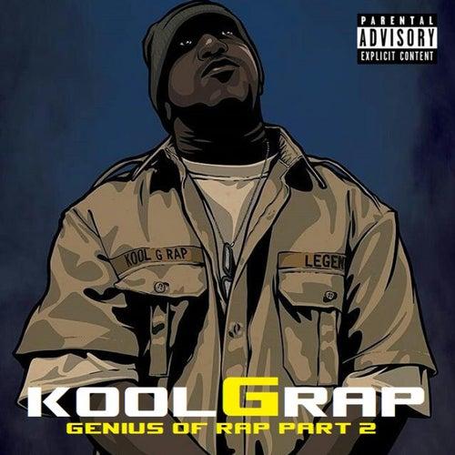 Genius Of Rap 2 von Kool G Rap