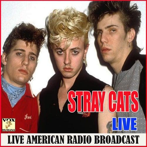 Live (Live) de Stray Cats