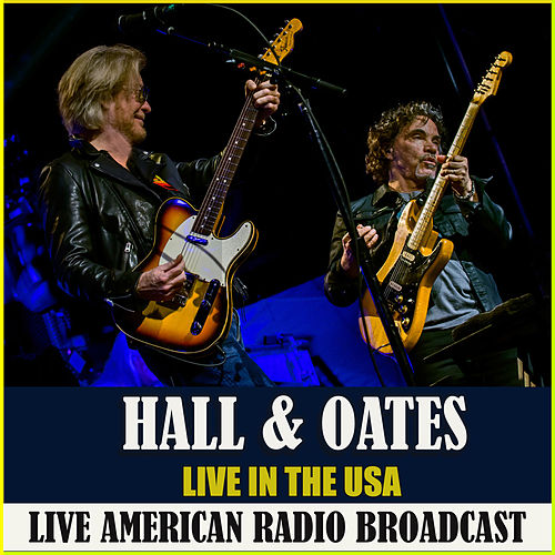 Live in the USA (Live) van Daryl Hall & John Oates