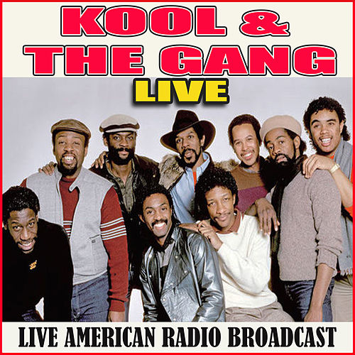 Live (Live) by Kool & the Gang