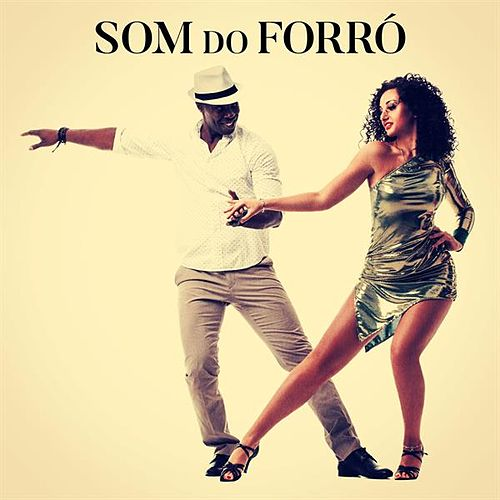 Som do forró de Various Artists