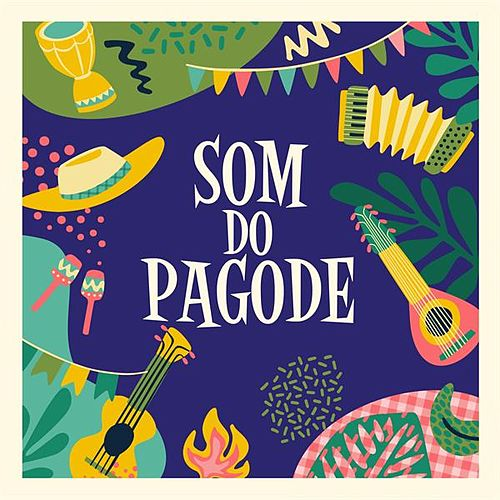Som do Pagode by Various Artists