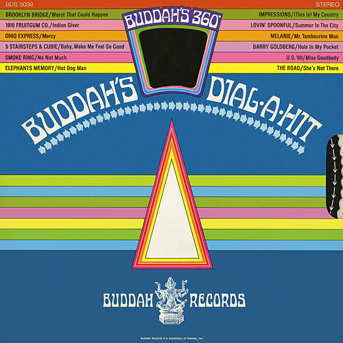 Buddah's 360 Dial- A-Hit by Various Artists