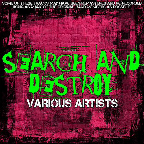 Search And Destroy de Various Artists