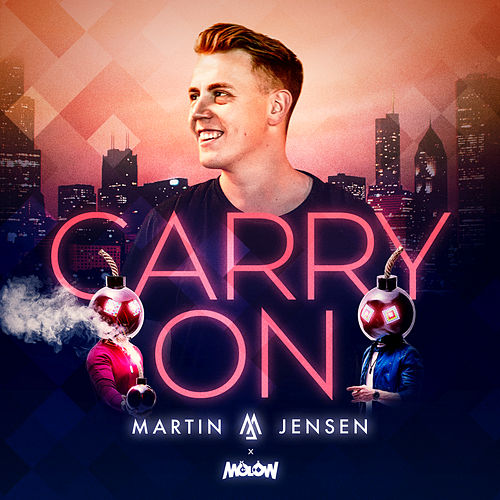 Carry On de Martin Jensen