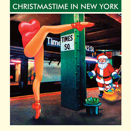 Christmastime in New York by Jamie Leonhart
