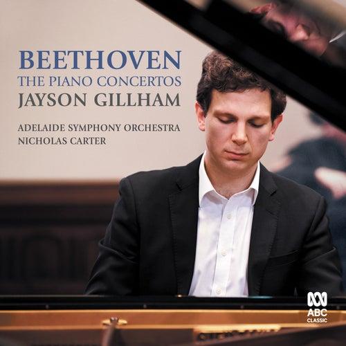 Beethoven: Piano Concertos (Live) von Jayson Gillham