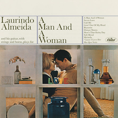 A Man And A Woman de Laurindo Almeida