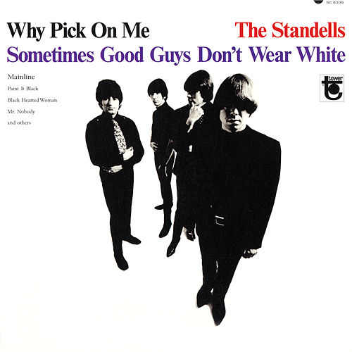Why Pick On Me - Sometimes Good Guys Don't Wear White (Expanded Mono Edition) di The Standells