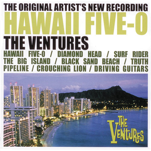Hawaii Five-O (Re-Records) by The Ventures