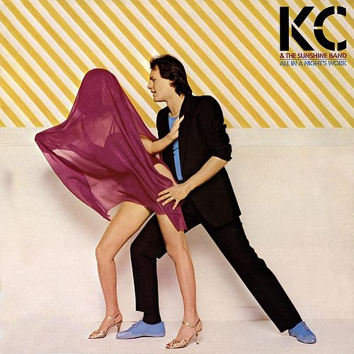 All in a Night's Work de KC & the Sunshine Band