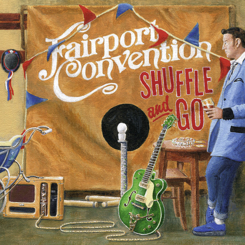 Shuffle and Go de Fairport Convention