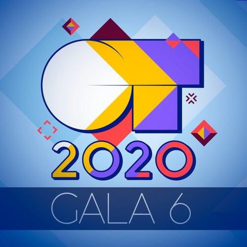 OT Gala 6 (Operación Triunfo 2020) von German Garcia