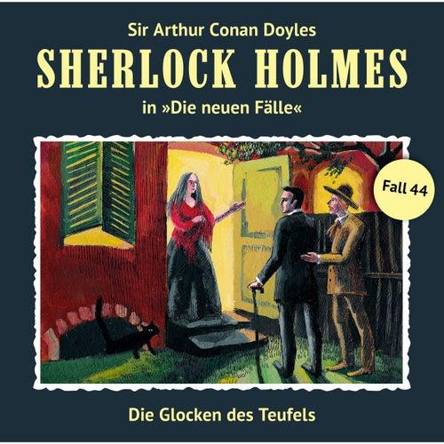 Die neuen Fälle, Fall 44: Die Glocken des Teufels von Sherlock Holmes