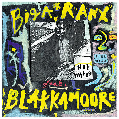 Hot Water by Biga Ranx