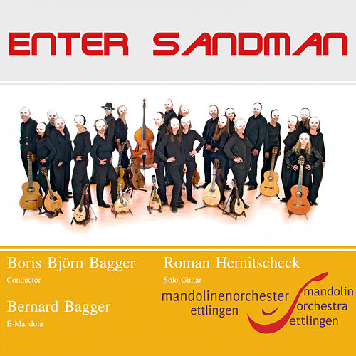 Enter Sandman by Boris Björn Bagger