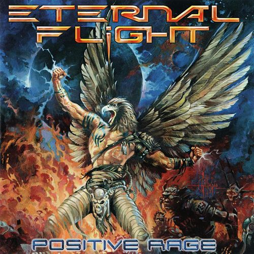Positive Rage von Eternal Flight