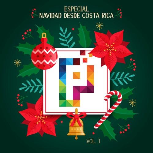 Navidad Desde Costa Rica, Vol. 1 by Various Artists