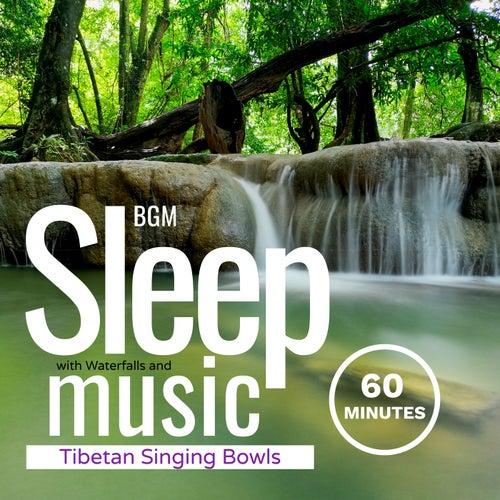 Sleep Music with Waterfalls and Tibetan Singing Bowls von Giacomo Bondi