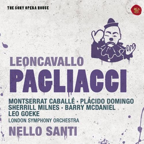 Leoncavallo: Pagliacci - The Sony Opera House von Plácido Domingo