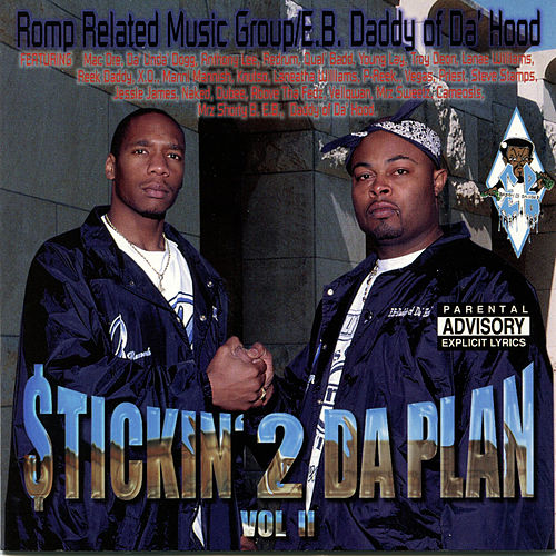 Stickin' 2 da Plan, Vol. 2 von Various Artists