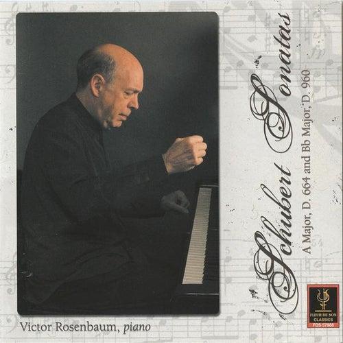 Schubert Sonatas von Victor Rosenbaum