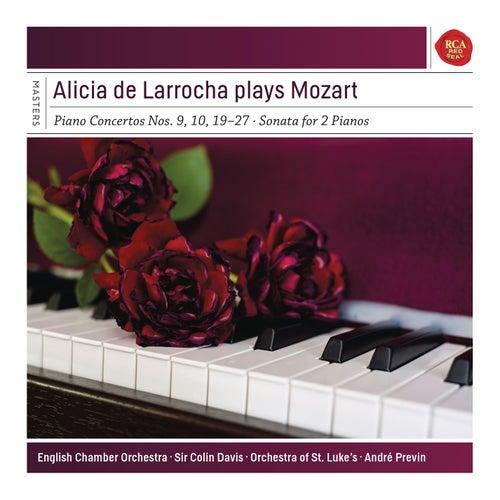 Alicia de Larrocha Plays Mozart de Alicia De Larrocha