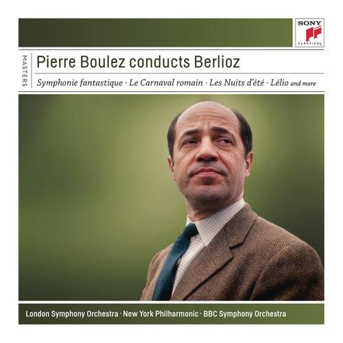 Boulez Conducts Berlioz de Pierre Boulez