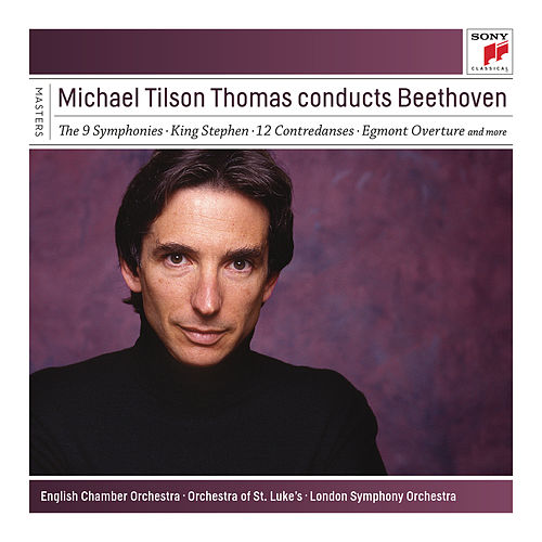 Michael Tilson Thomas Conducts Beethoven de Michael Tilson Thomas