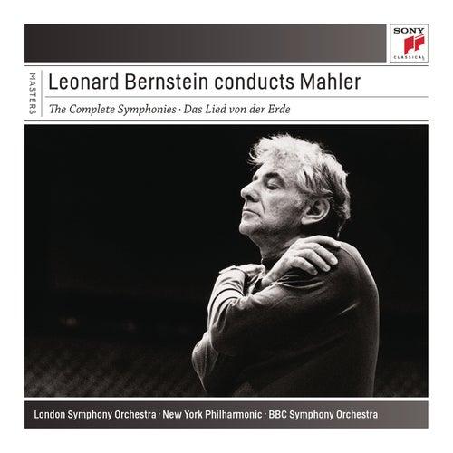 Leonard Bernstein Conducts Mahler di Leonard Bernstein, Hildegard Behrens, Peter Hofmann, Yvonne Minton, Bernd Weikl, Hans Sotin, Symphonieorchester des Bayerischen Rundfunks