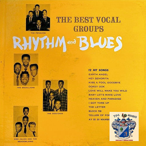 Rhythm and Blues by The Penguins