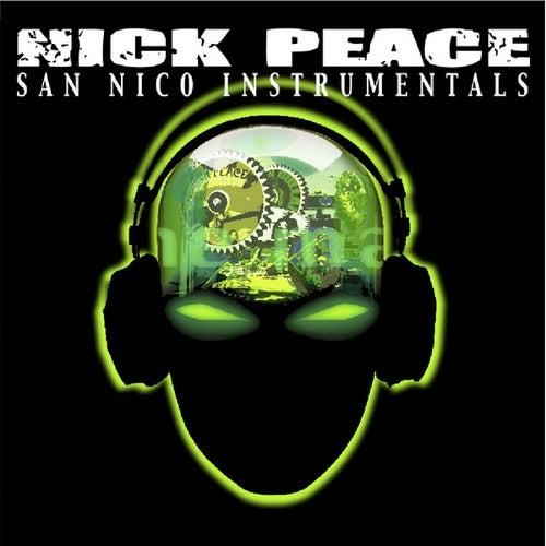 San Nico Instrumentals von Nick Peace