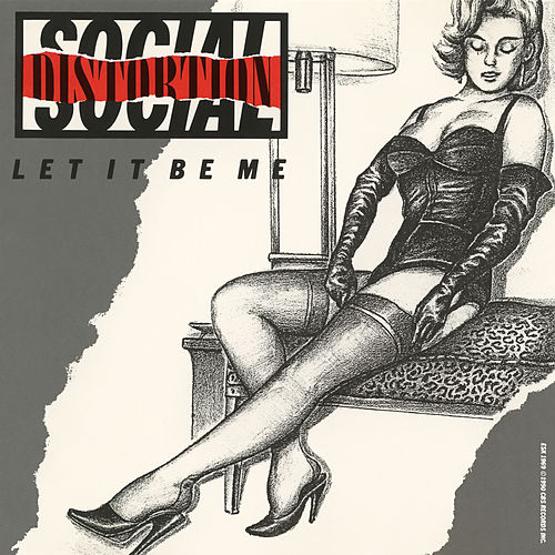 Let It Be Me EP de Social Distortion