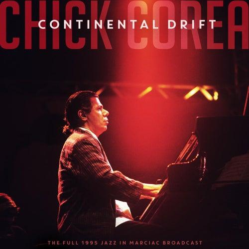 Continental Drift de Chick Corea