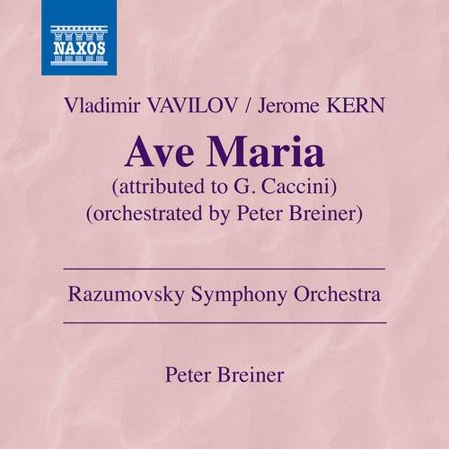 Ave Maria (Arr. P. Breiner for Orchestra) de Razumovsky Symphony Orchestra
