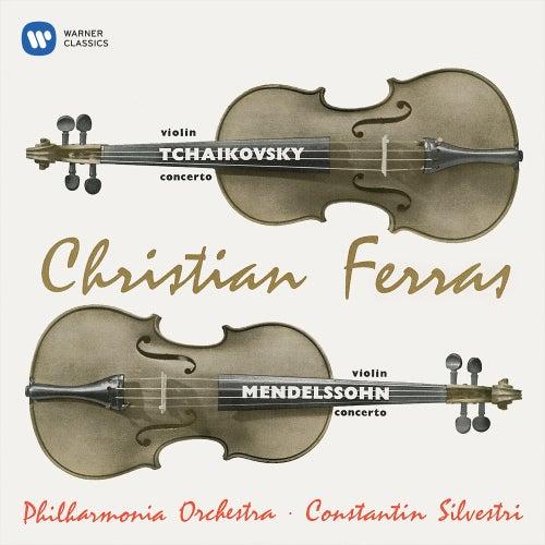 Tchaikovsky & Mendelssohn: Violin Concertos fra Christian Ferras