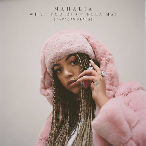 What You Did (feat. Ella Mai) [Cam'ron Remix] van Mahalia