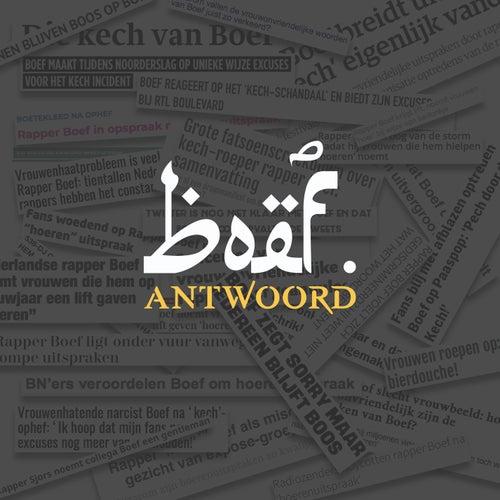 ANTWOORD de BOEF