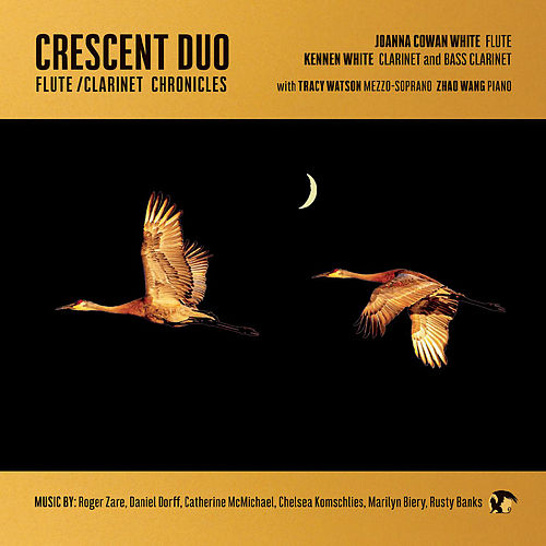 Flute/Clarinet Chronicles by Crescent Duo