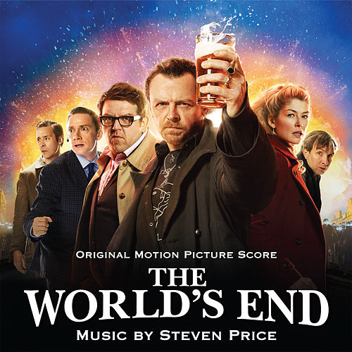The World's End (Original Motion Picture Score) di Steven Price