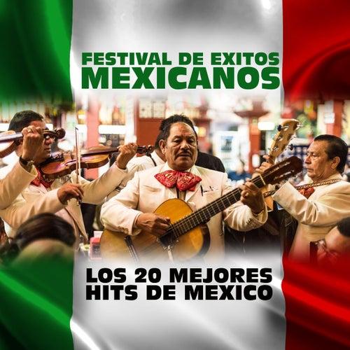 Festival de éxitos Mexicanos van German Garcia