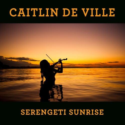 Serengeti Sunrise von Caitlin De Ville
